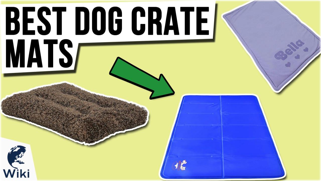 10 Best Dog Crate Mats