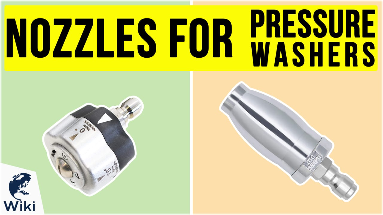 10 Best Nozzles For Pressure Washers