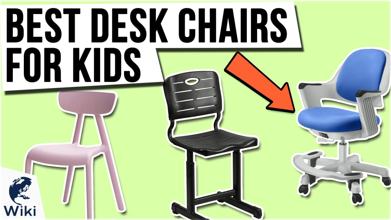 10 Best Desk Chairs For Kids