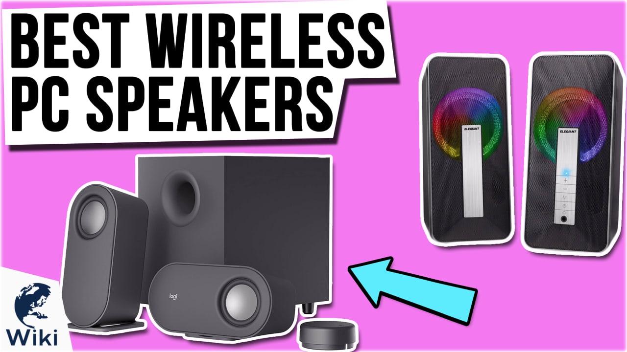 10 Best Wireless PC Speakers