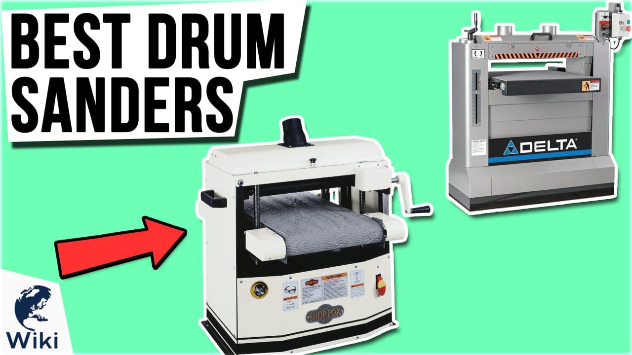 10 Best Drum Sanders