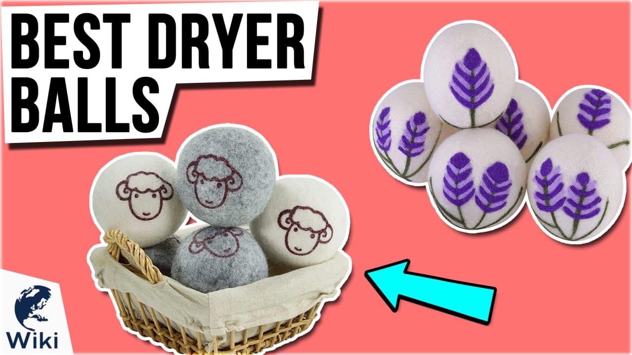 10 Best Dryer Balls