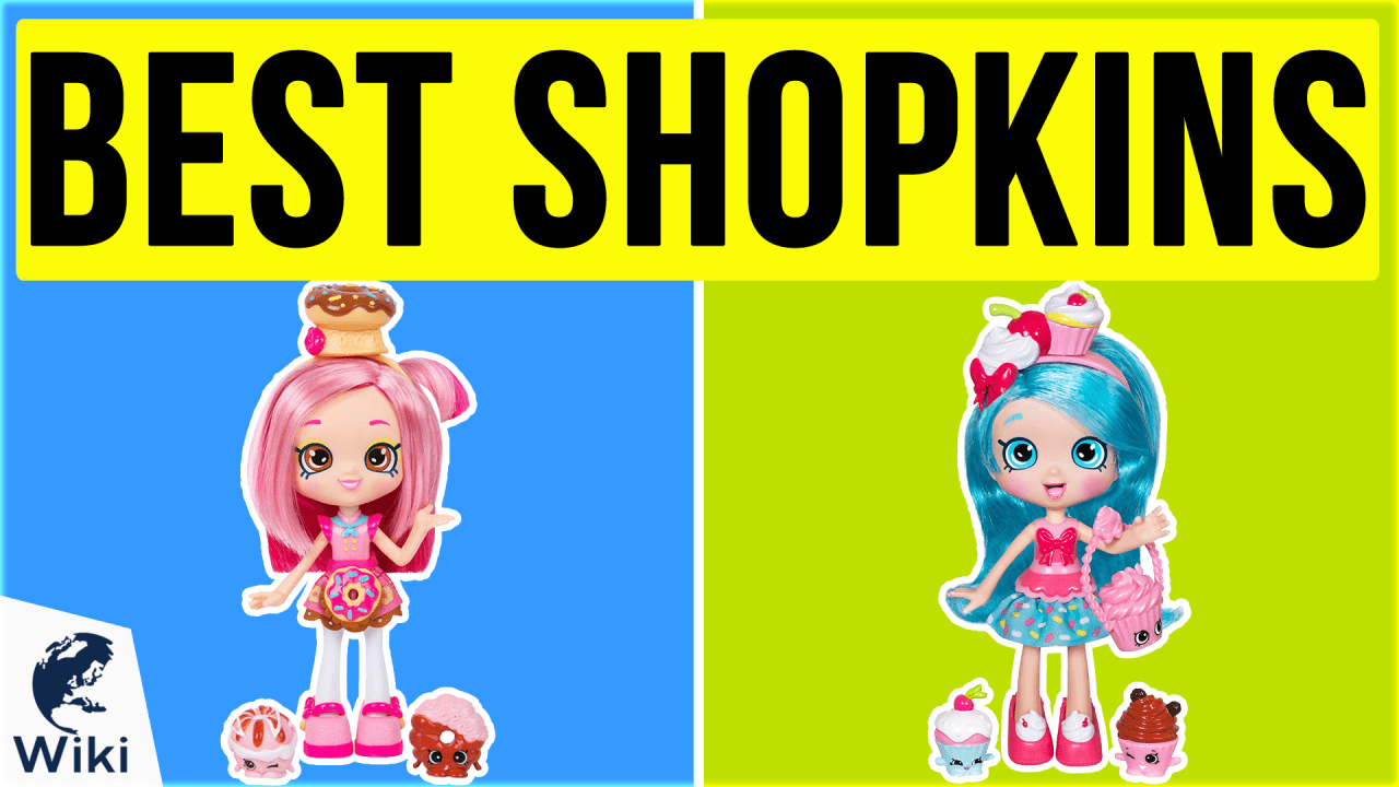 10 Best Shopkins