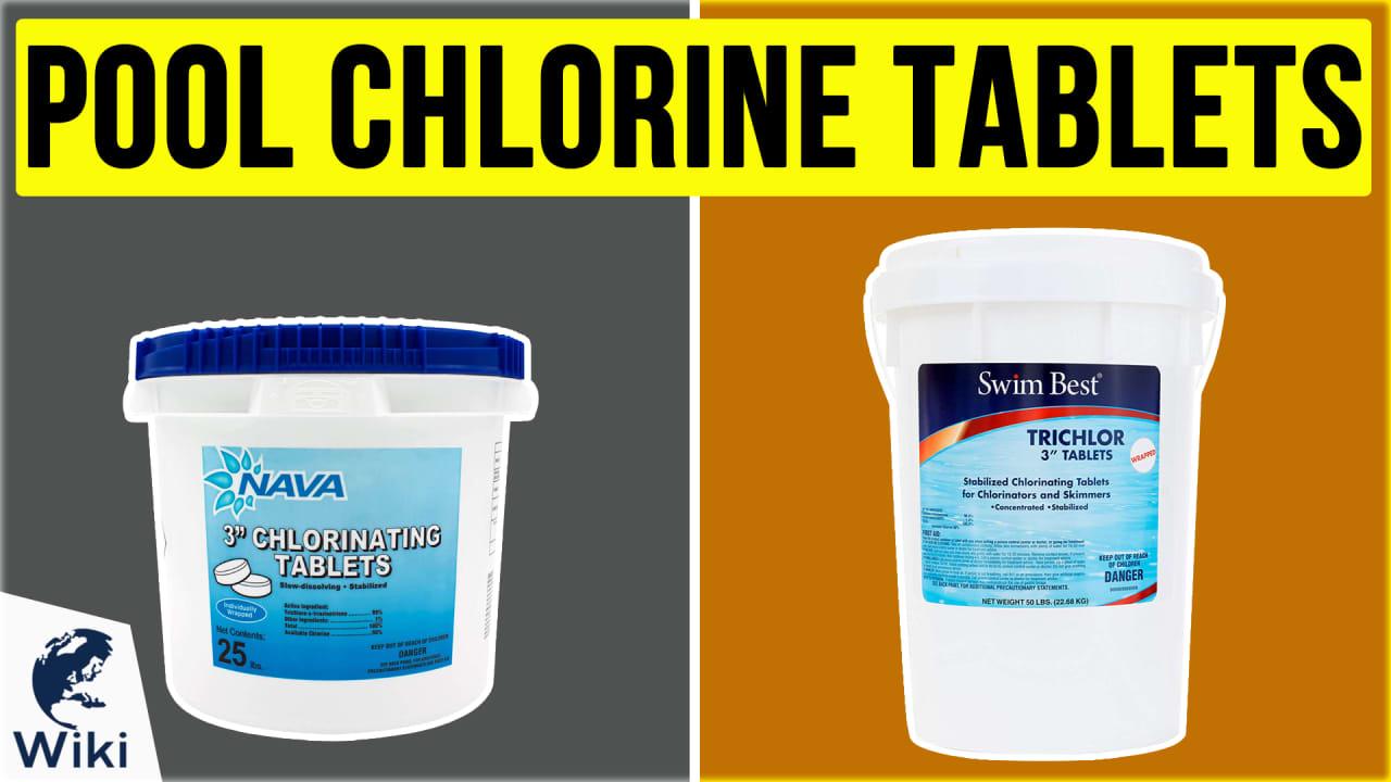 10 Best Pool Chlorine Tablets