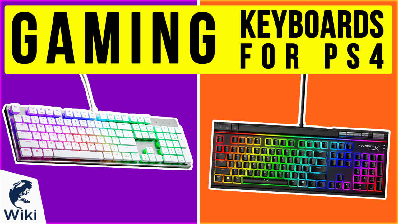 10 Best Gaming Keyboards For PS4