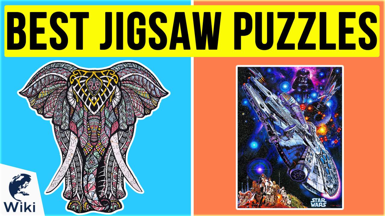 10 Best Jigsaw Puzzles