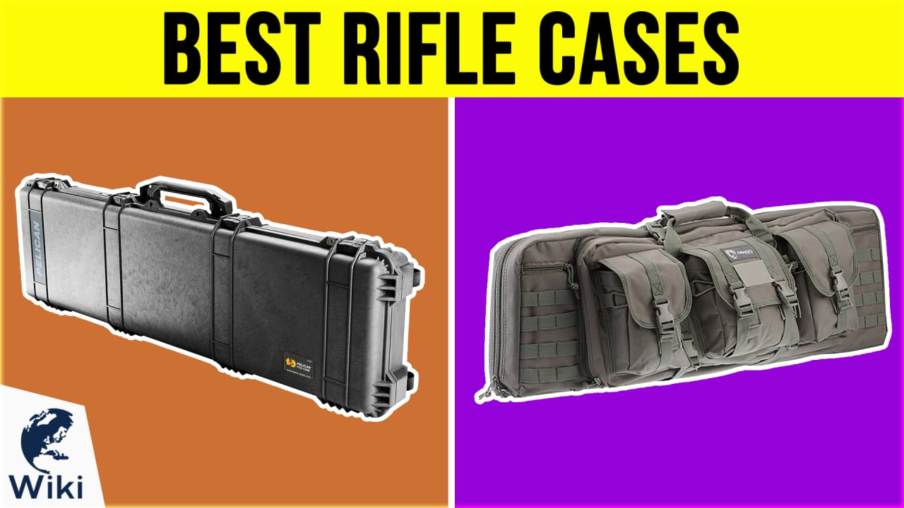 10 Best Rifle Cases