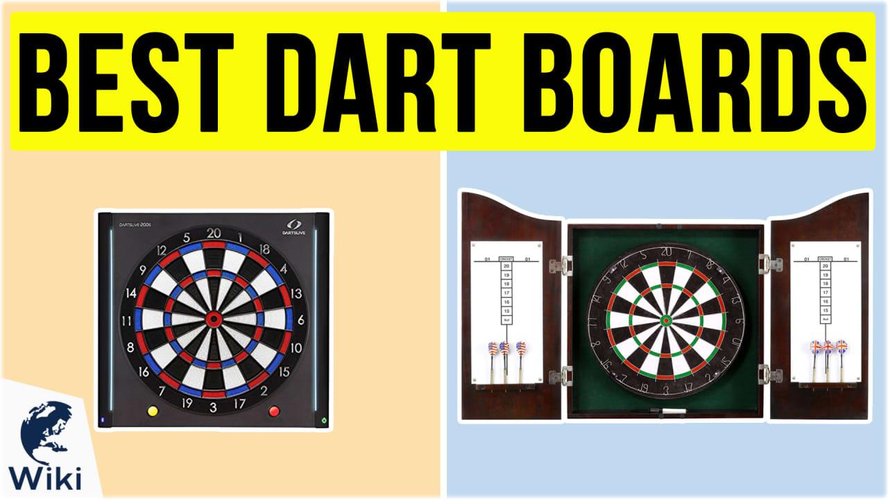 10 Best Dart Boards