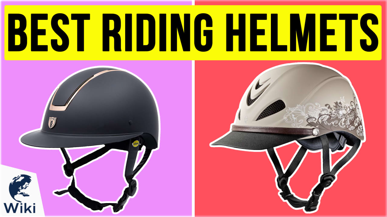10 Best Riding Helmets
