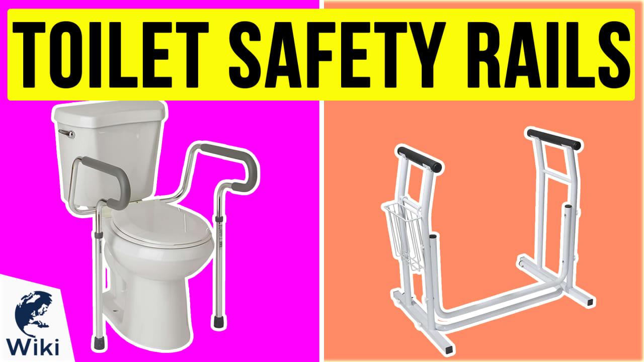 10 Best Toilet Safety Rails