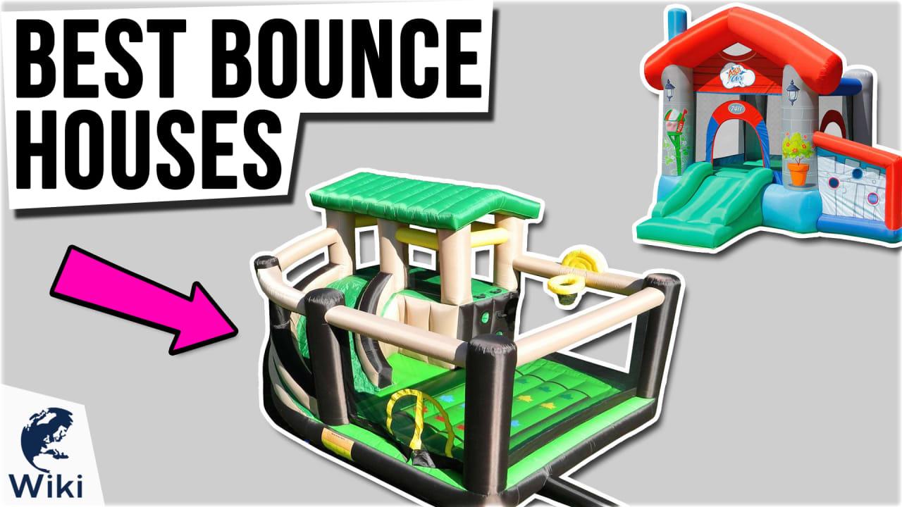 10 Best Bounce Houses