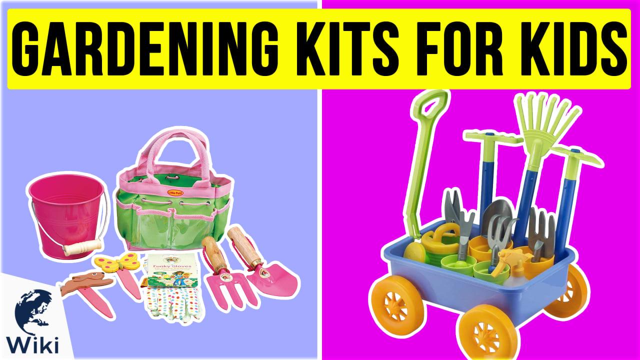 10 Best Gardening Kits For Kids