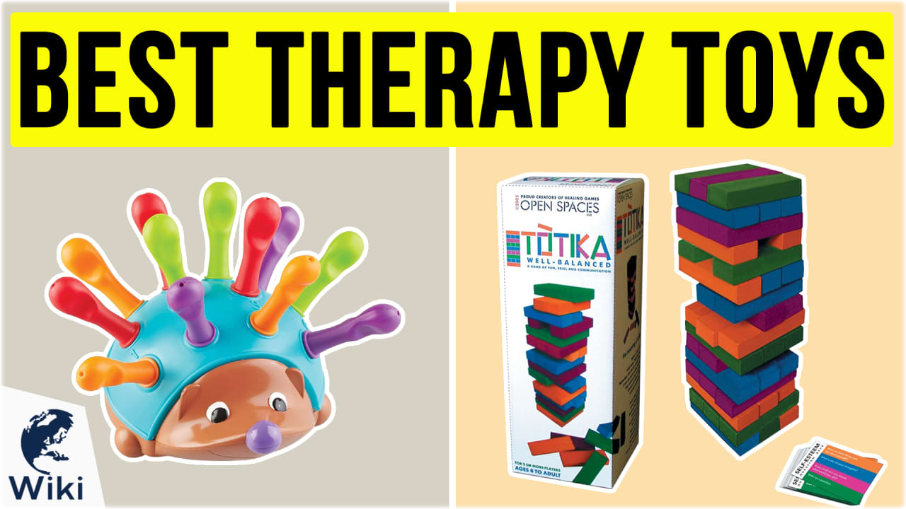 10 Best Therapy Toys