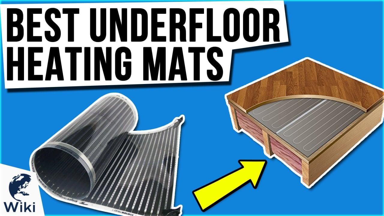 10 Best Underfloor Heating Mats