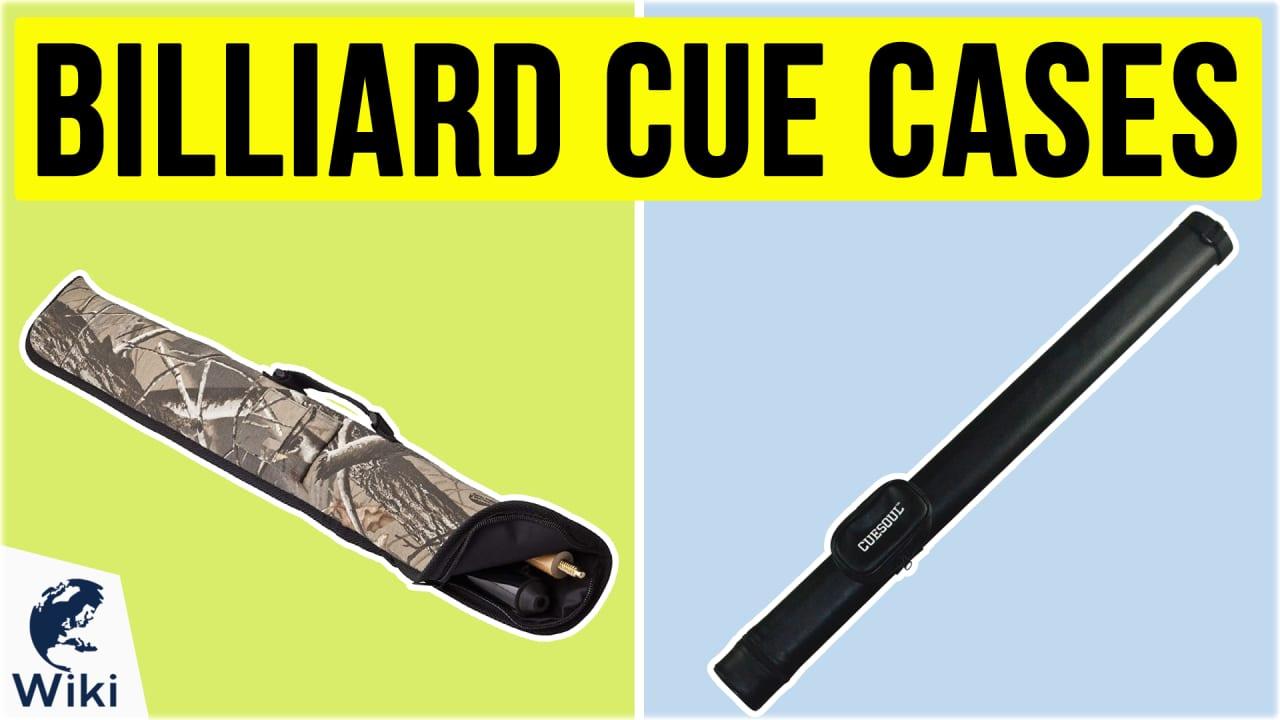 10 Best Billiard Cue Cases