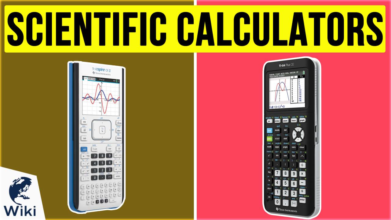 10 Best Scientific Calculators