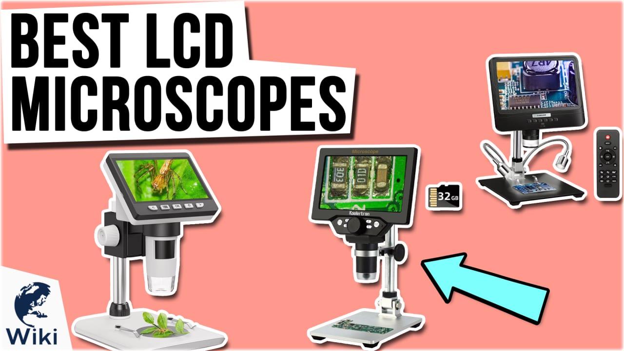 9 Best LCD Microscopes