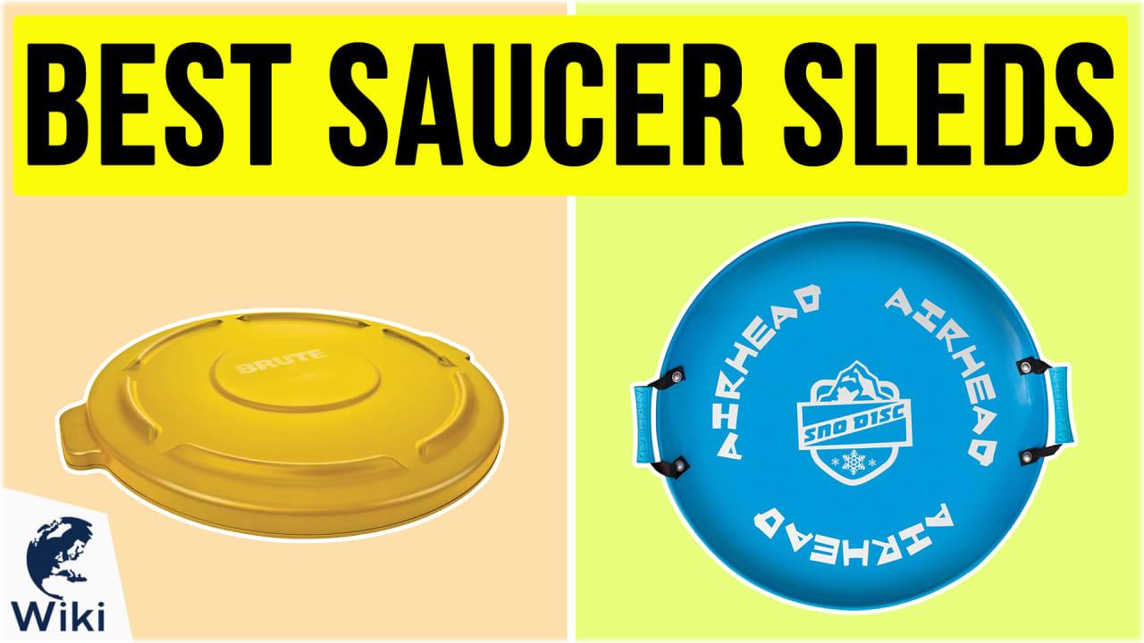 7 Best Saucer Sleds