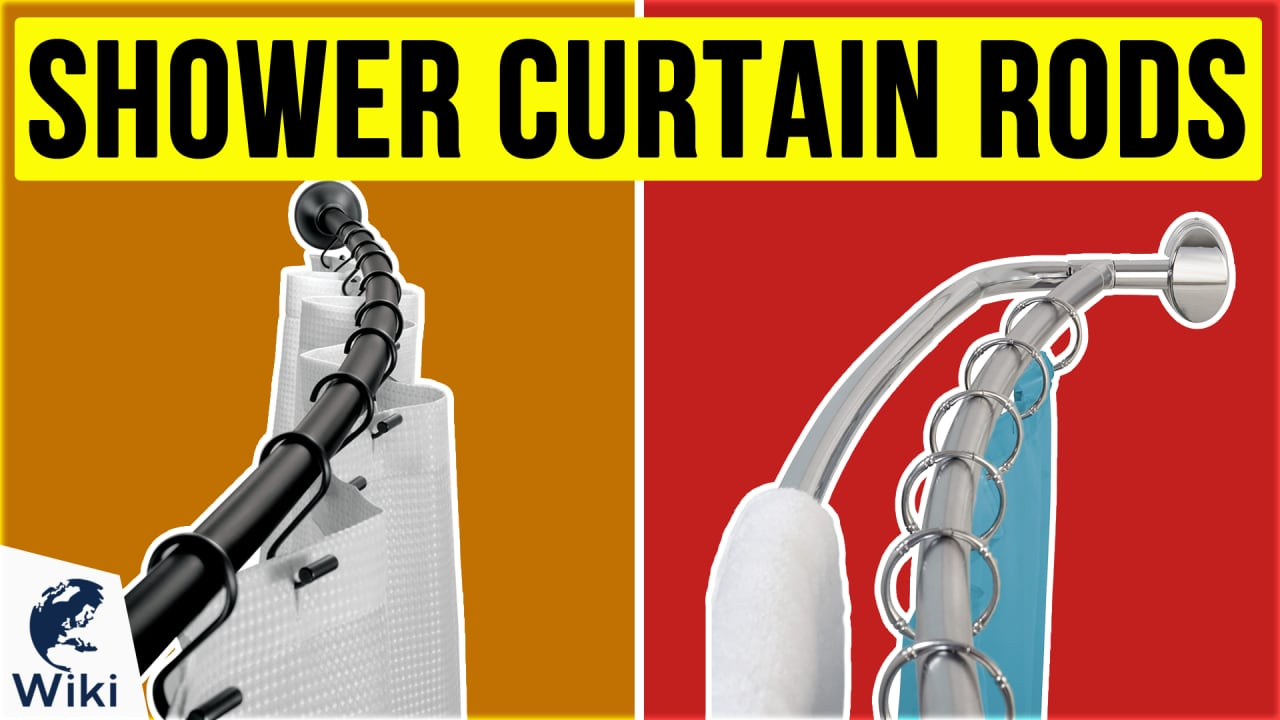 10 Best Shower Curtain Rods