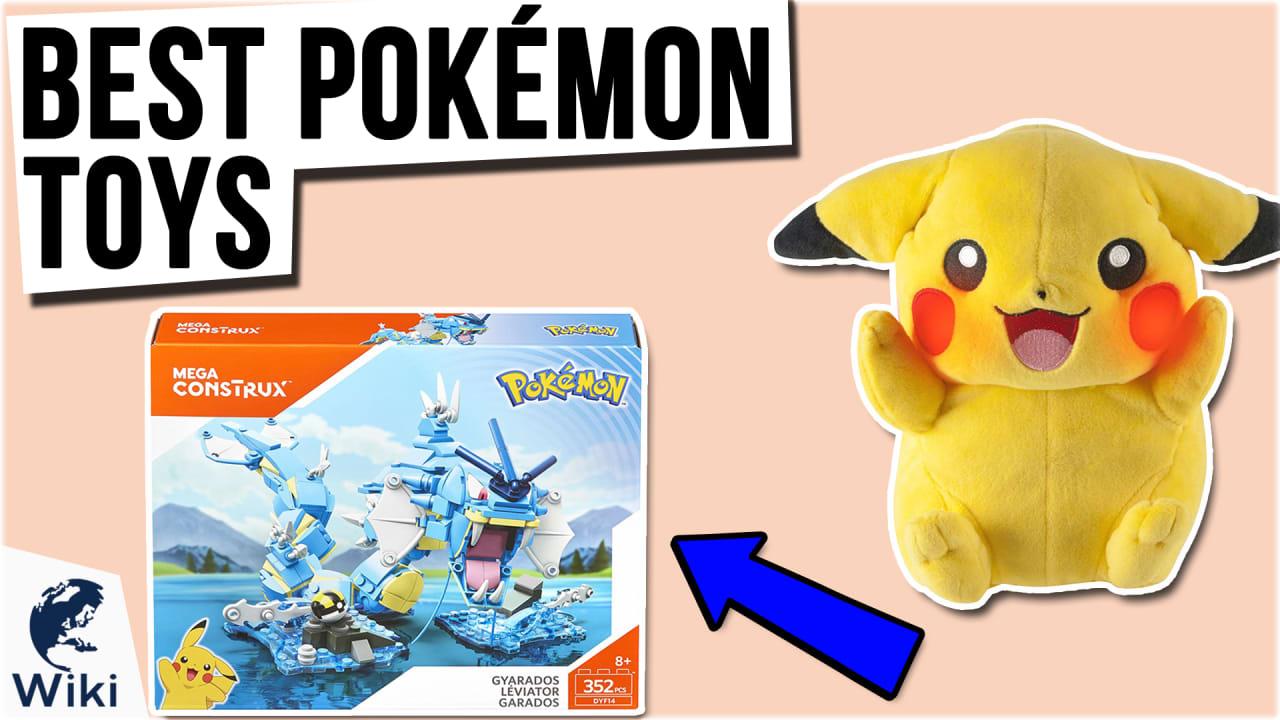 10 Best Pokémon Toys