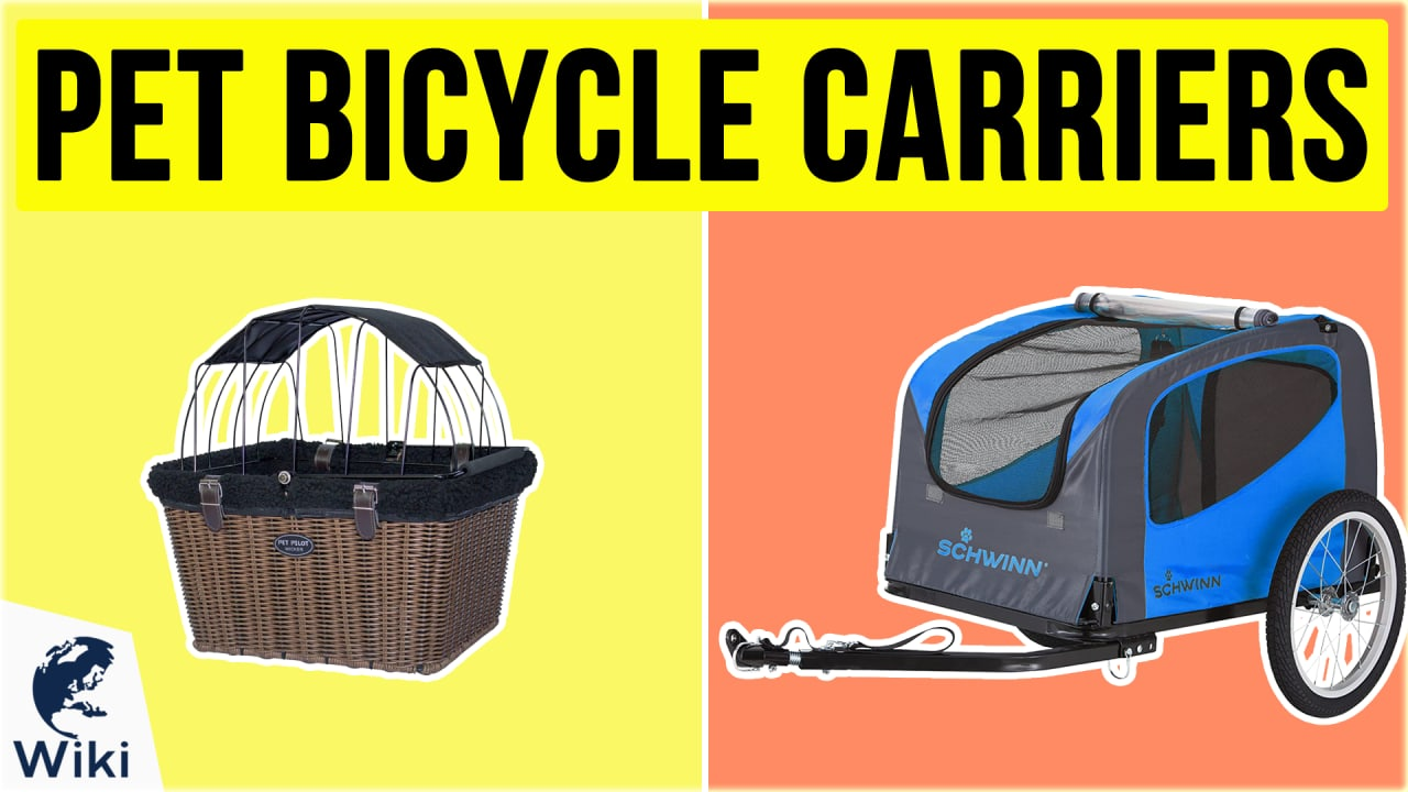 10 Best Pet Bicycle Carriers
