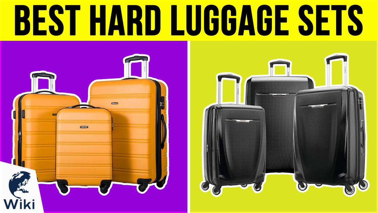 10 Best Hard Luggage Sets
