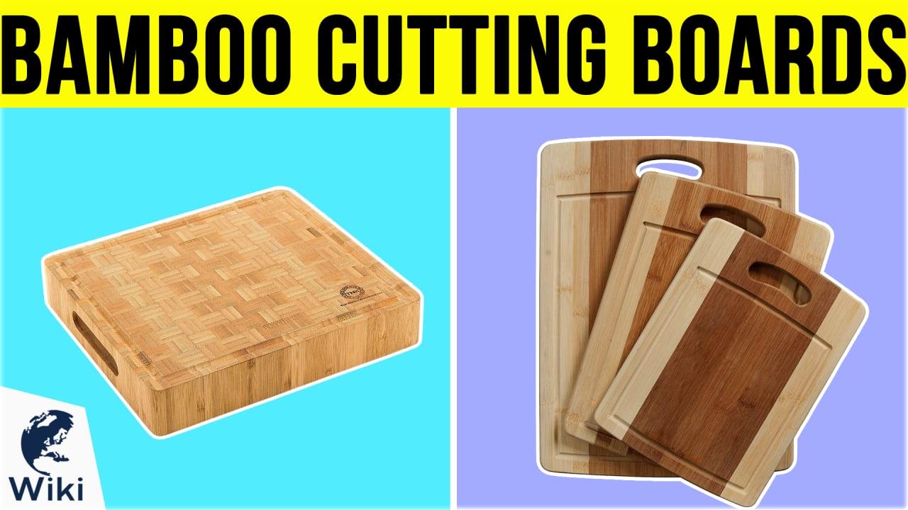 7 Best Bamboo Cutting Boards