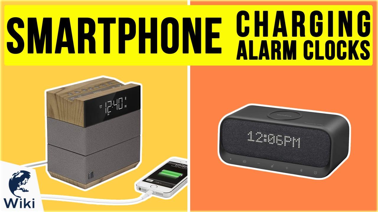 10 Best Smartphone Charging Alarm Clocks