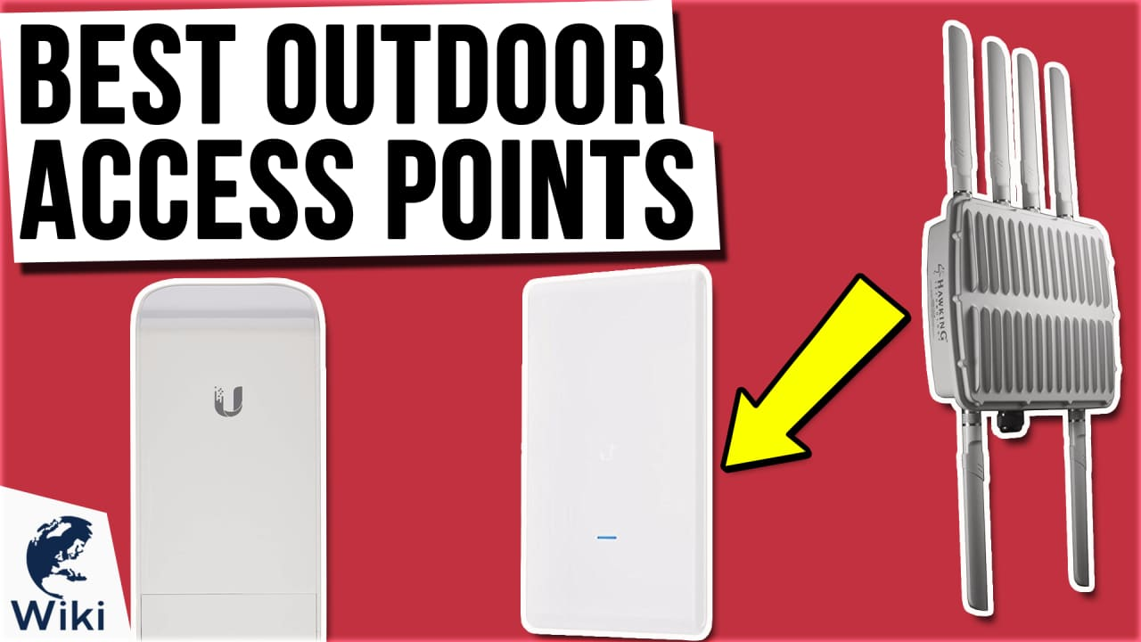 10 Best Outdoor Access Points