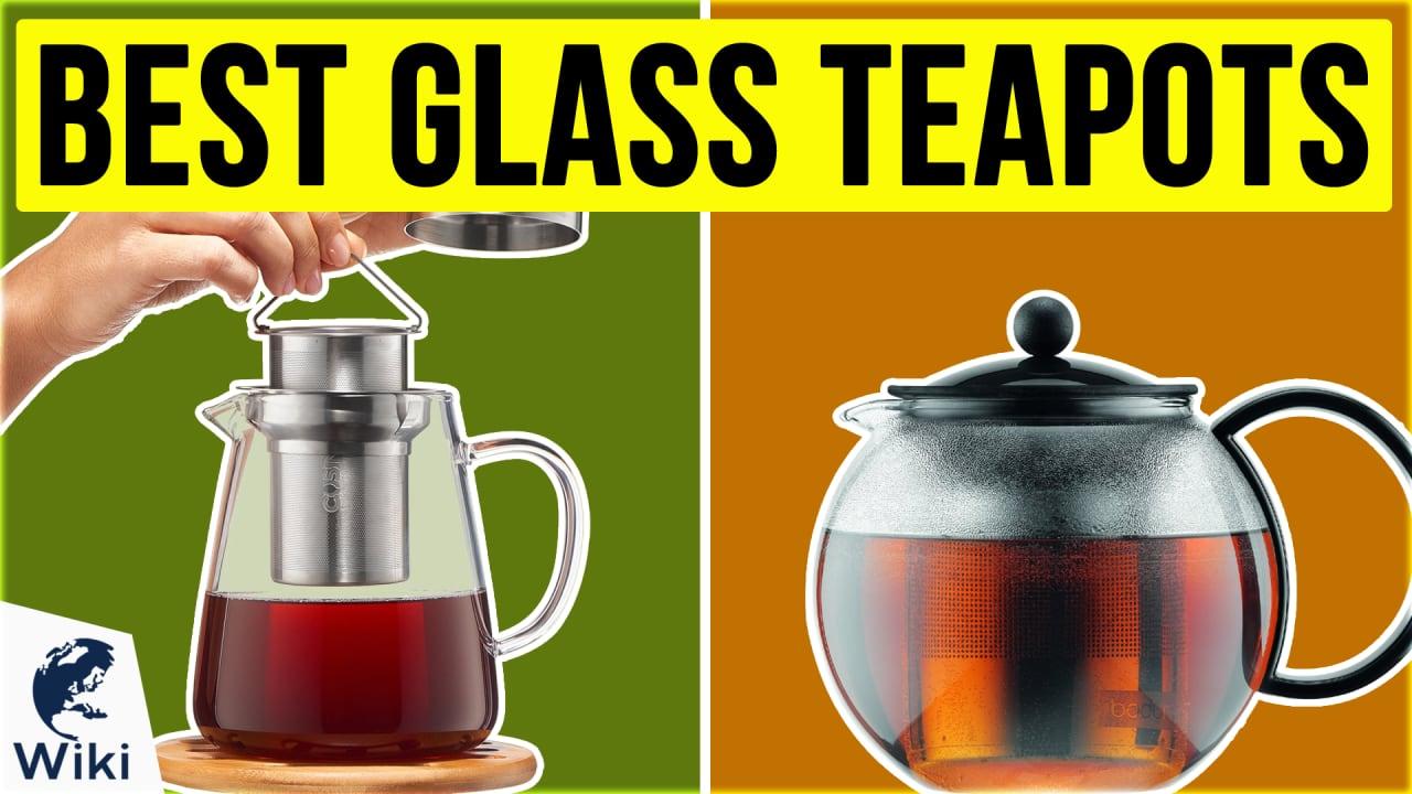 10 Best Glass Teapots