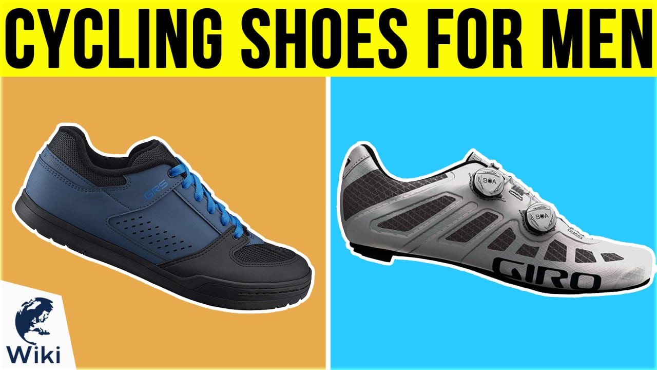 10 Best Cycling Shoes For Men