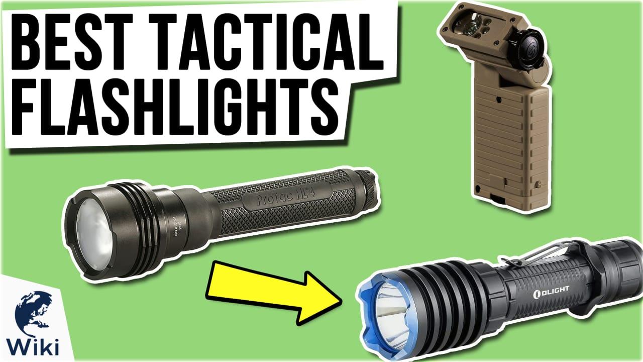 10 Best Tactical Flashlights