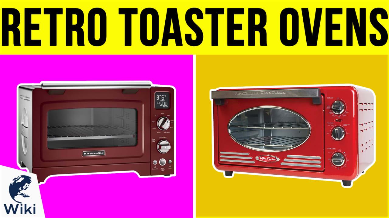 10 Best Retro Toaster Ovens