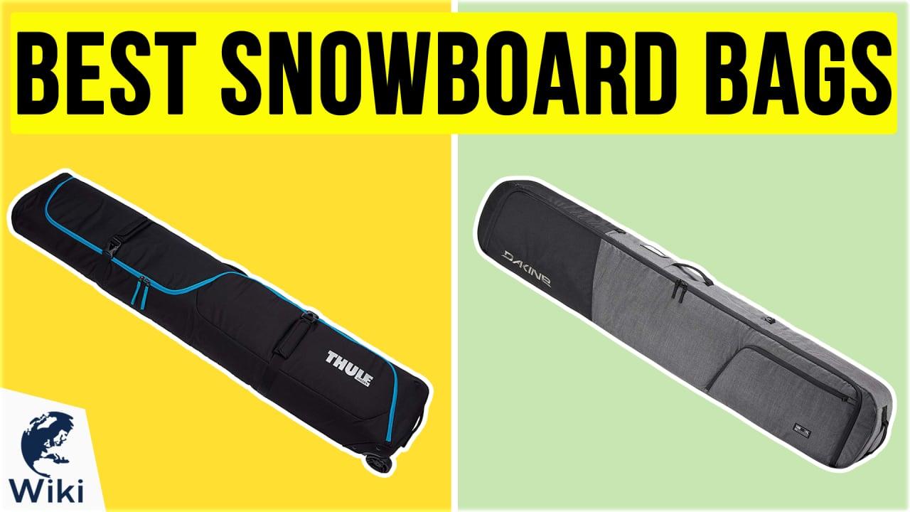 10 Best Snowboard Bags