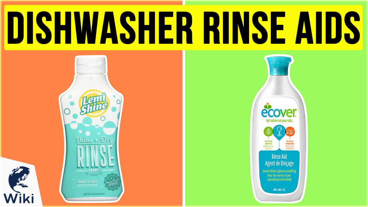 10 Best Dishwasher Rinse Aids