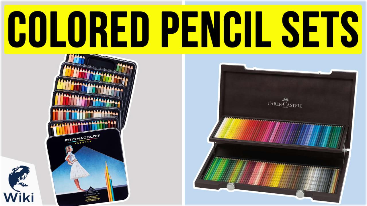 10 Best Colored Pencil Sets