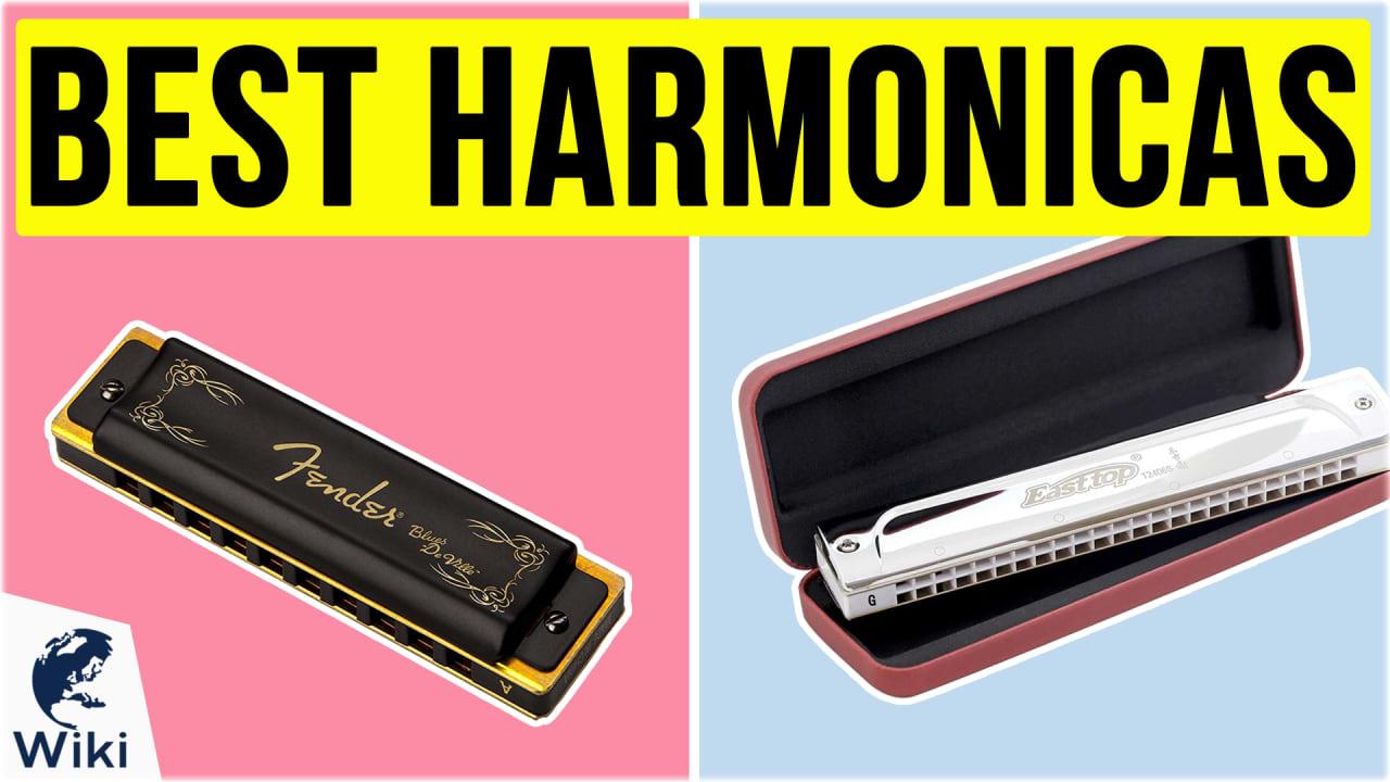 10 Best Harmonicas