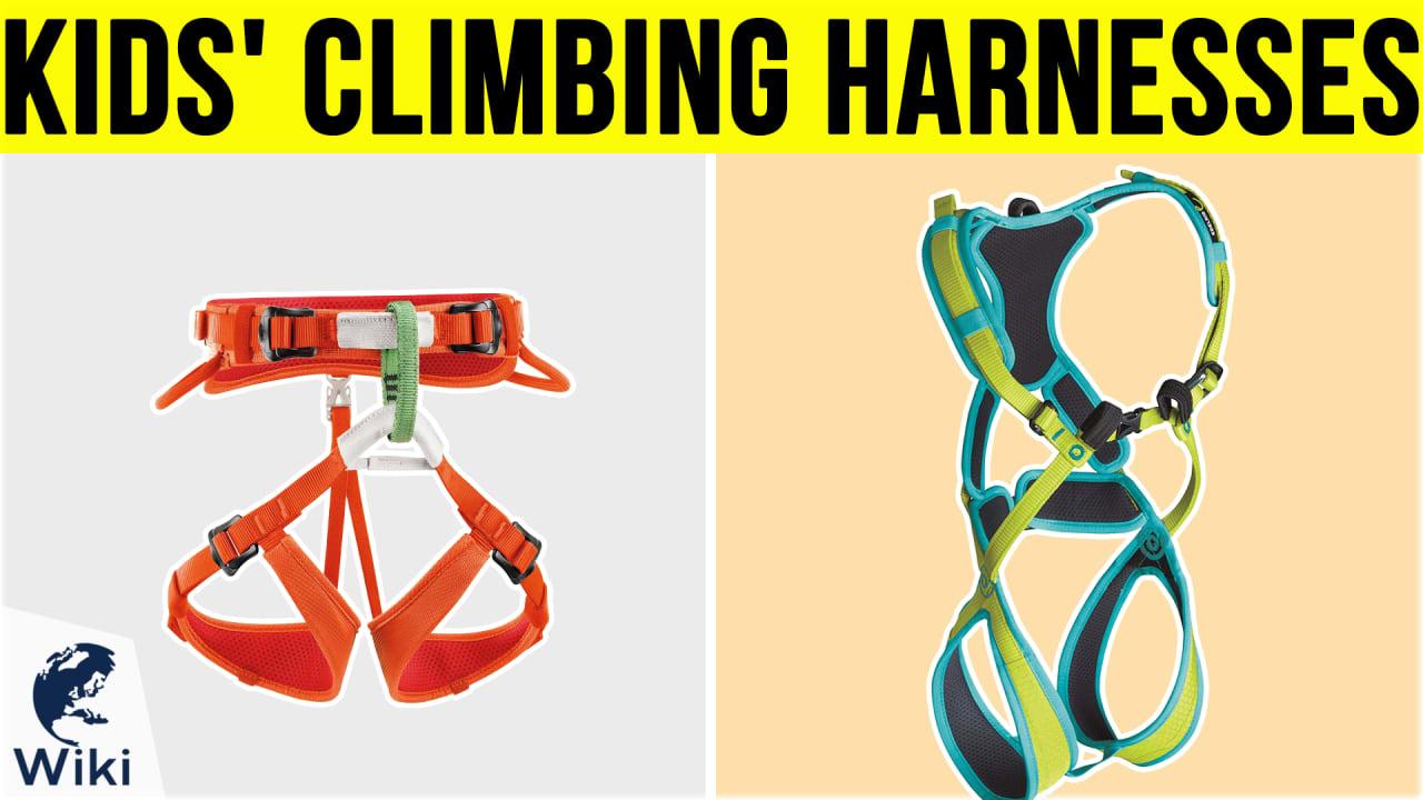 10 Best Kids' Climbing Harnesses