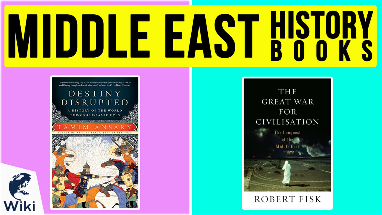 10 Best Middle East History Books
