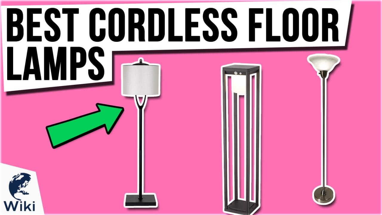 7 Best Cordless Floor Lamps