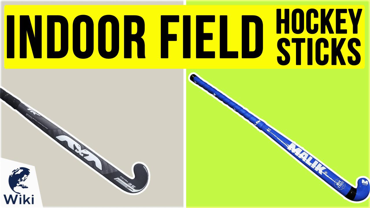 9 Best Indoor Field Hockey Sticks
