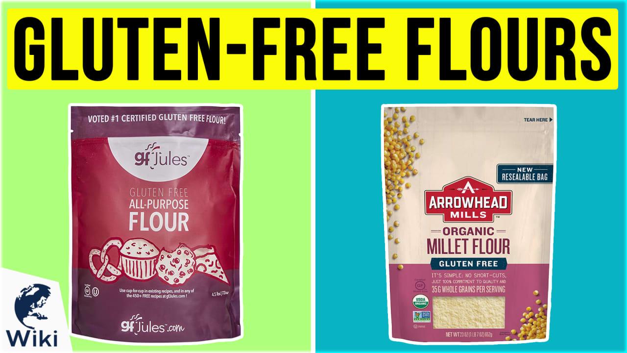 10 Best Gluten-free Flours
