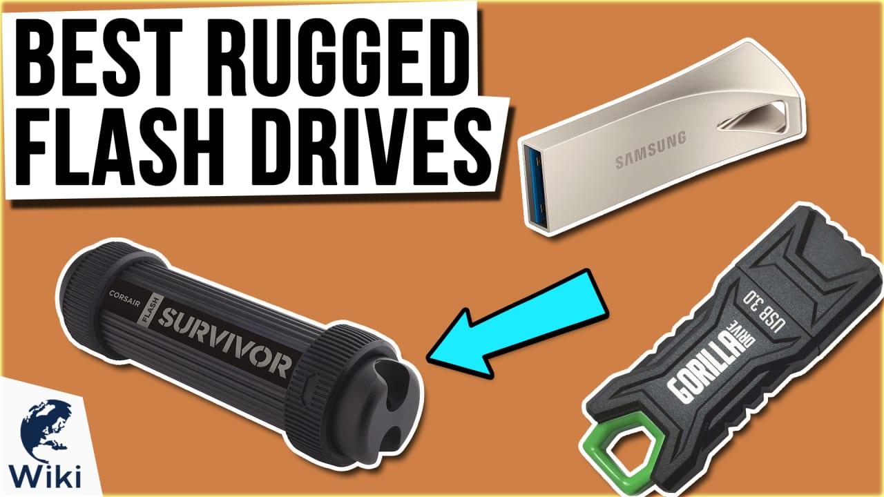 8 Best Rugged Flash Drives