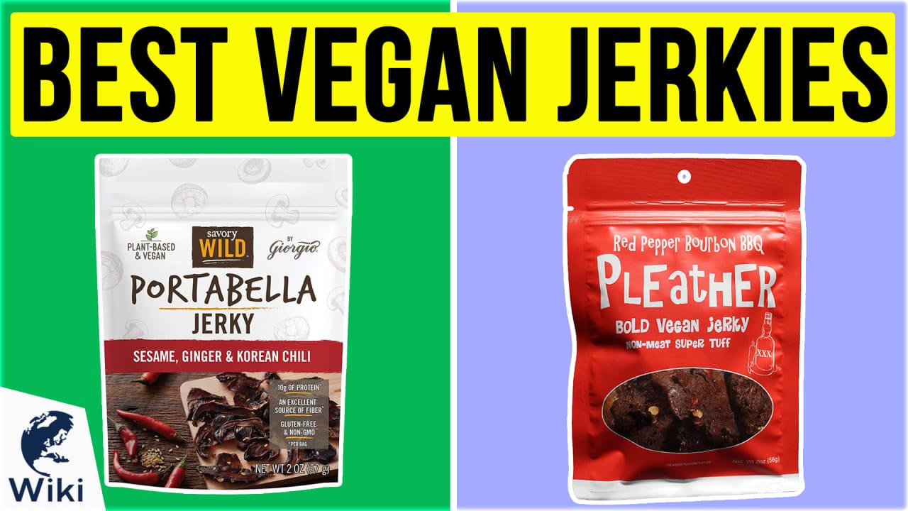 10 Best Vegan Jerkies