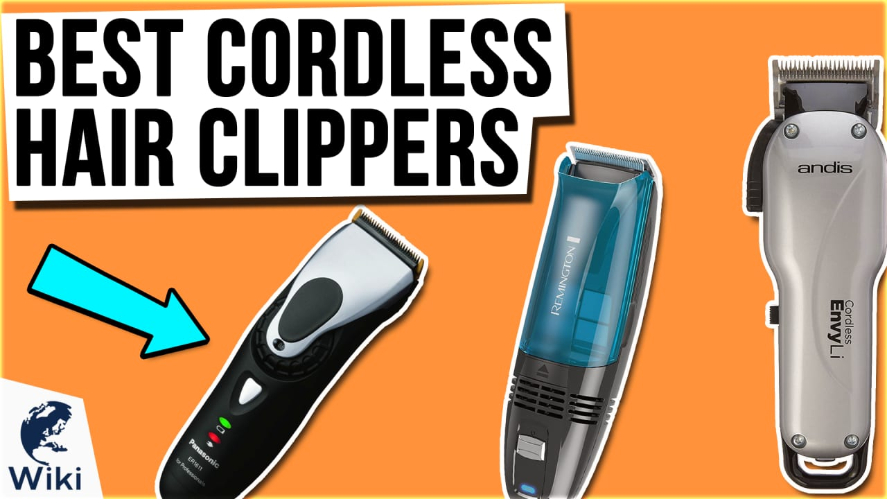 10 Best Cordless Hair Clippers
