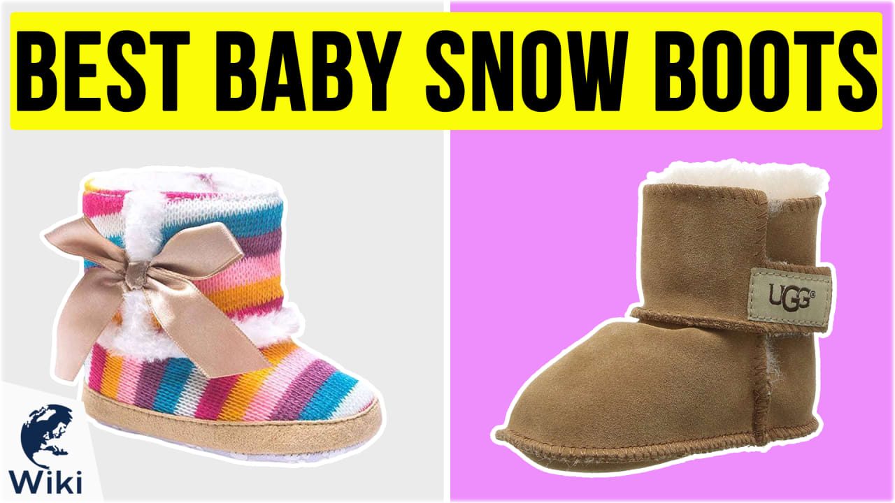 10 Best Baby Snow Boots