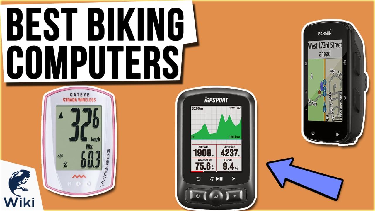 10 Best Biking Computers