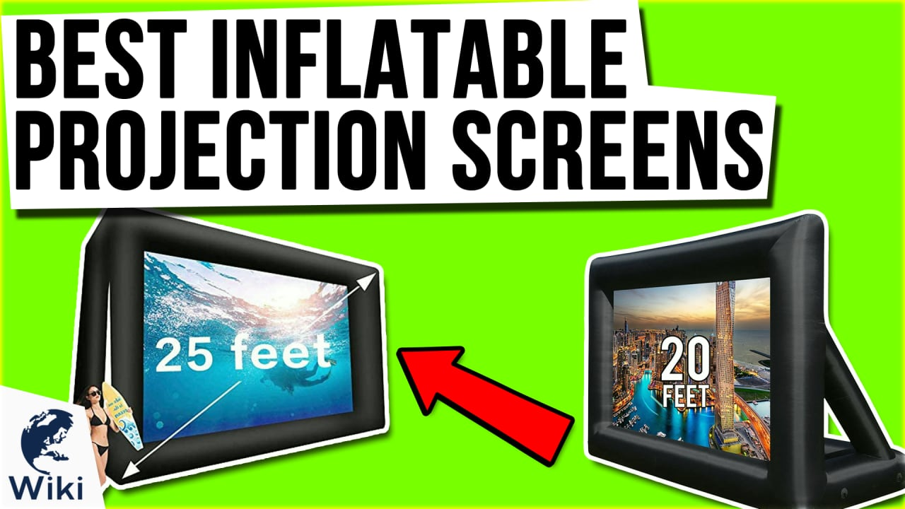 10 Best Inflatable Projection Screens