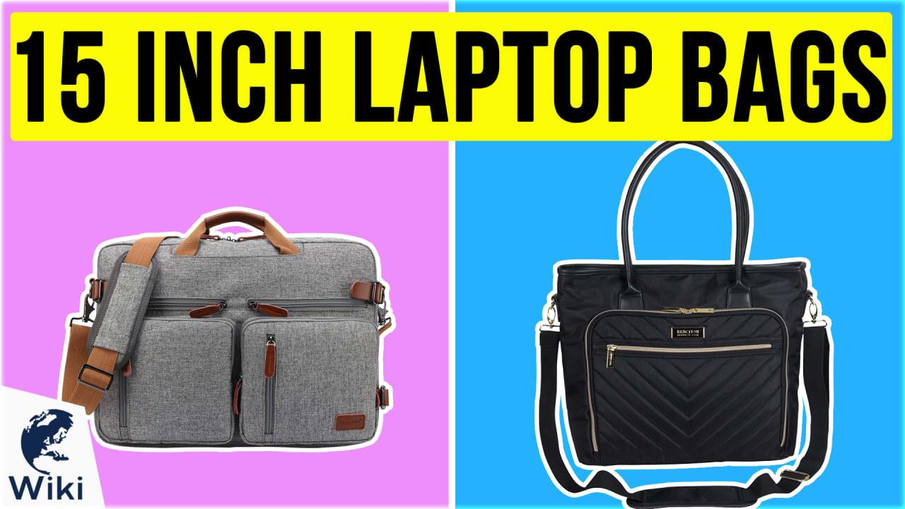 10 Best 15 Inch Laptop Bags
