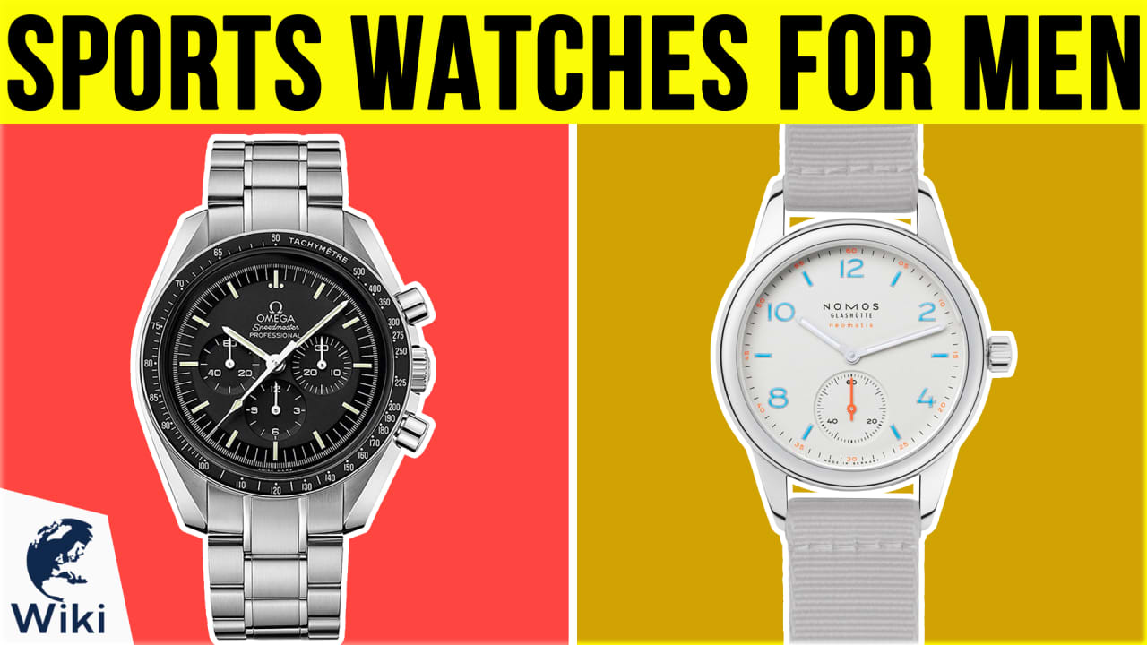 10 Best Sports Watches for Men